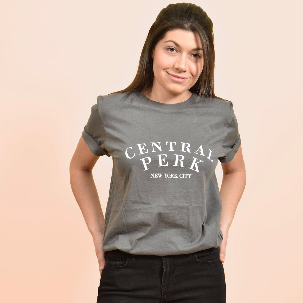 CENTRAL PERK x DREAMER DESTINATIONS UNISEX TEE