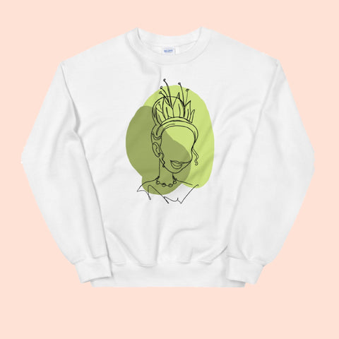 GRANDMOTHER WILLOW SKETCH -- UNISEX CREW