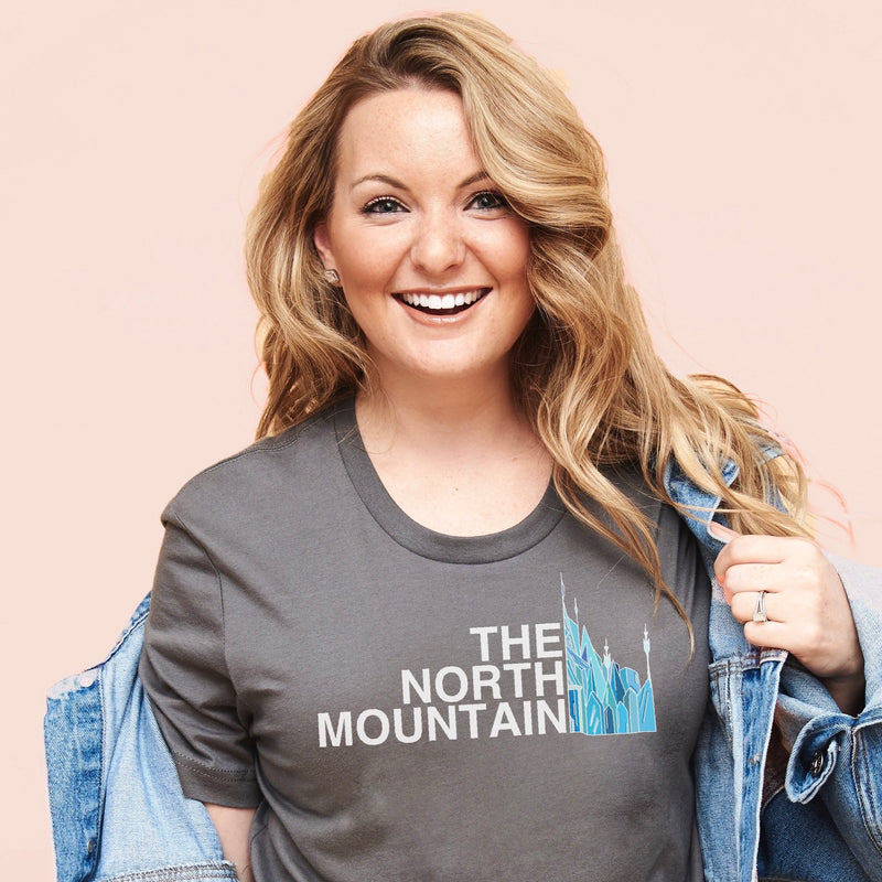 THE NORTH MOUNTAIN -- UNISEX TEE