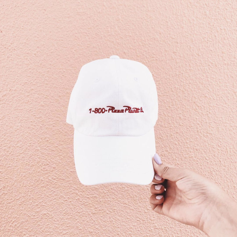 1-800- PIZZA -- DAD HAT