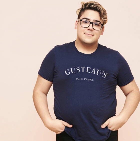 GUSTEAU'S x DREAMER DESTINATIONS UNISEX TEE