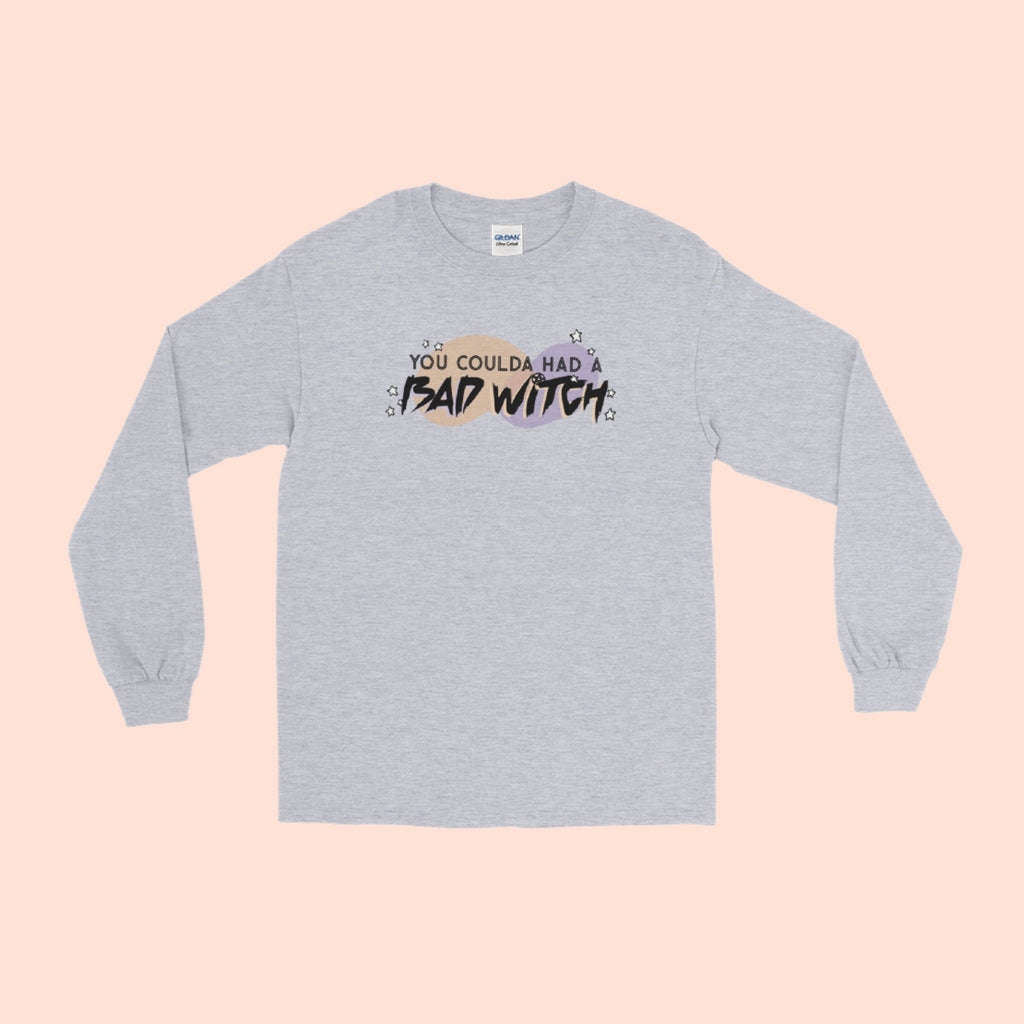 BAD WITCH - MOMSCO. X FD UNISEX LONG SLEEVE