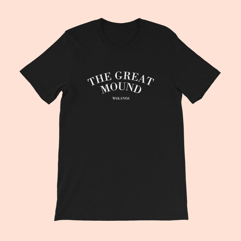 THE GREAT MOUND x DREAMER DESTINATIONS - UNISEX TEE