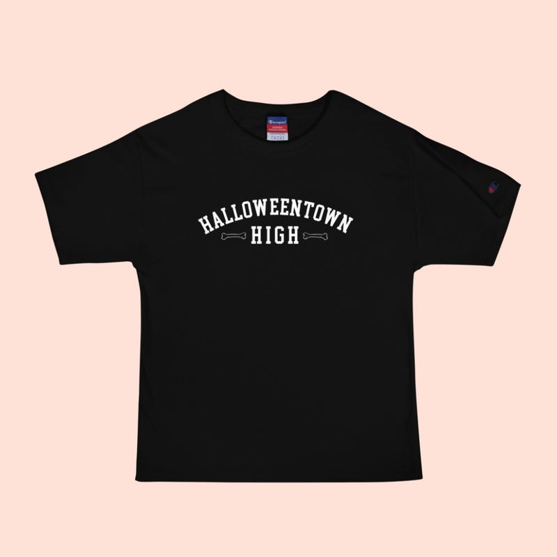 HALLOWEENTOWN HIGH - UNISEX CHAMPION TEE