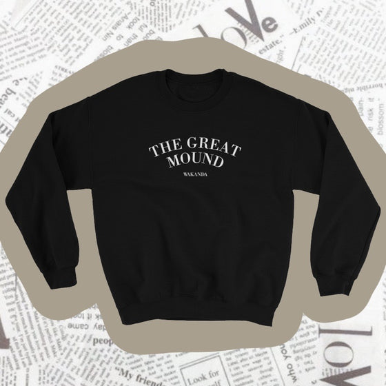 THE GREAT MOUND x DREAMER DESTINATIONS - UNISEX CREW
