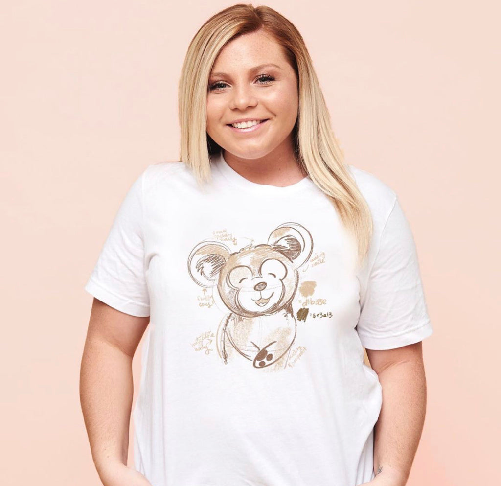 TEDDY FURRY FRIEND - UNISEX TEE