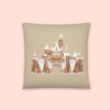 VERY MERRY -- 18x18 PILLOW