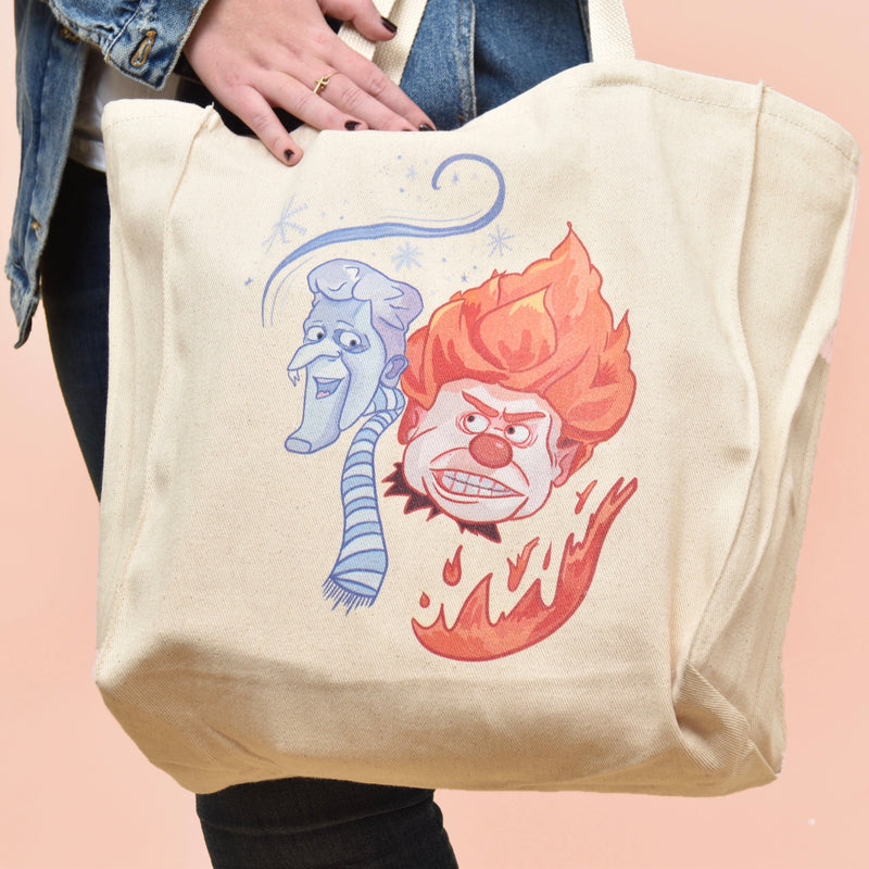 HEAT MISER / SNOW MISER - ROOMY TOTE