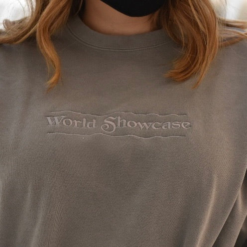 WORLD SHOWCASE - UNISEX CREW