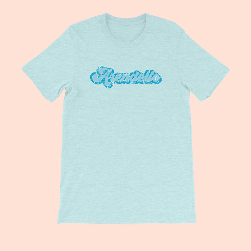 GREETINGS FROM ARENDELLE -- UNISEX TEE