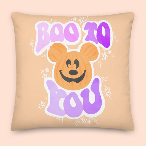 BOO TO YOU -- UNISEX CREW