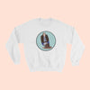WHITE GLOVES, RED SHORTS . . . - UNISEX CREWNECK