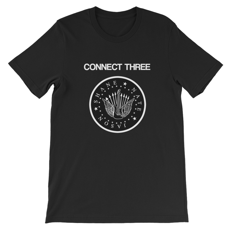 CONNECT THREE - UNISEX TEE
