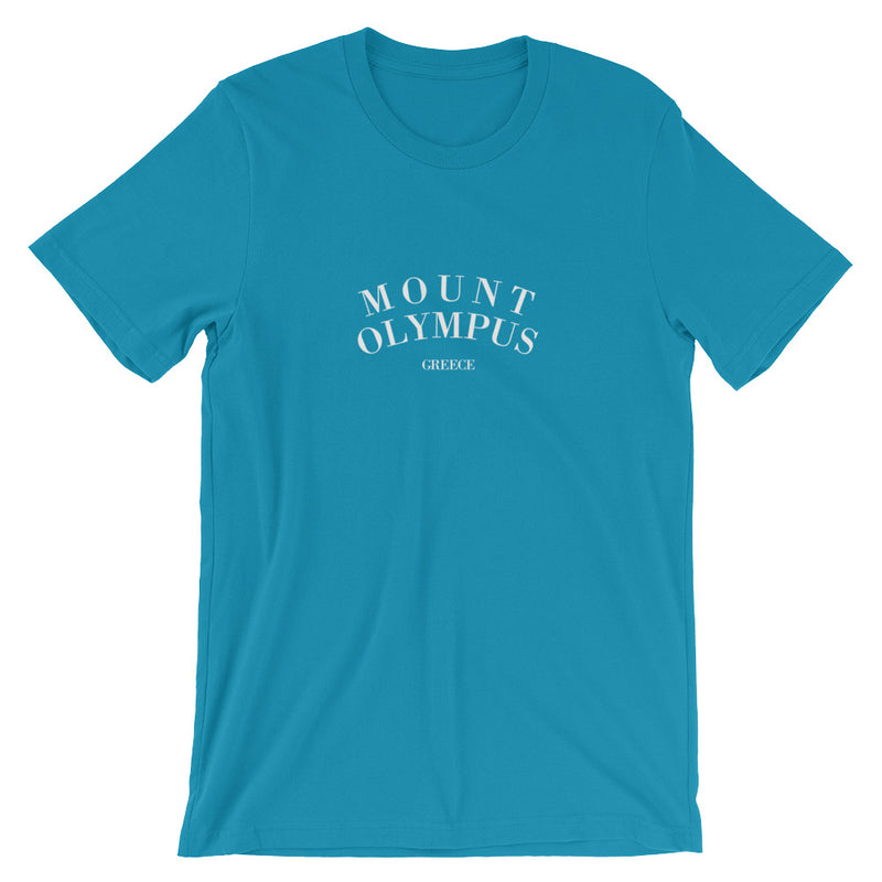 MOUNT OLYMPUS x DREAMER DESTINATIONS - UNISEX TEE