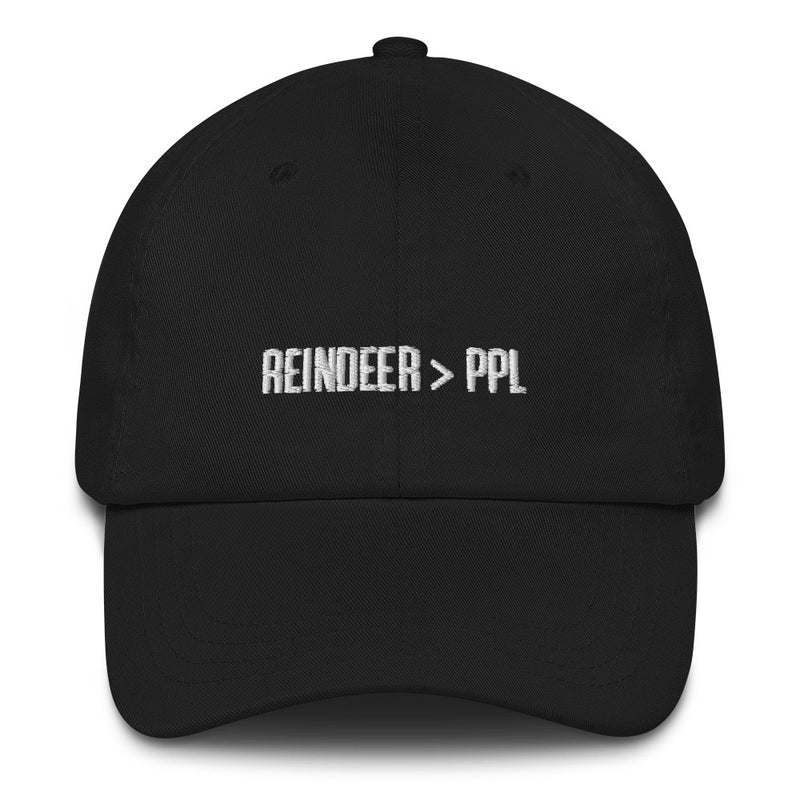 REINDEER > PPL -- DAD HAT