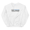 THE FORCE (WHITE) -- UNISEX CREW