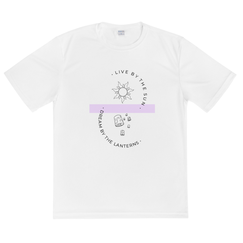 LIVE BY THE SUN - DRYFIT TEE UNISEX