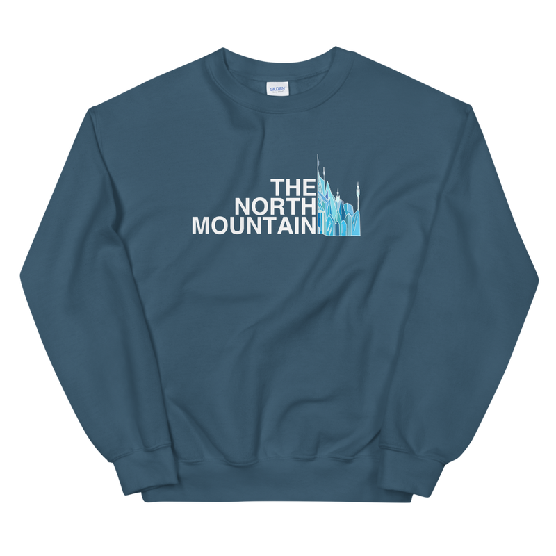 THE NORTH MOUNTAIN -- UNISEX CREW