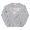 SUPPORT SMALL -- UNISEX CREW