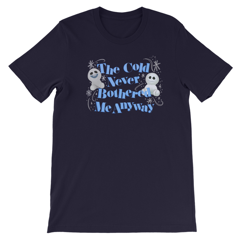 KINGDOM OF ISOLATION -- UNISEX TEE