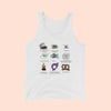 OFFICE TIDBITS - UNISEX TANK
