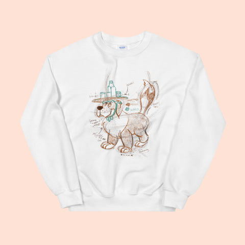 HAVE A MAGICAL DAY -- UNISEX CREW