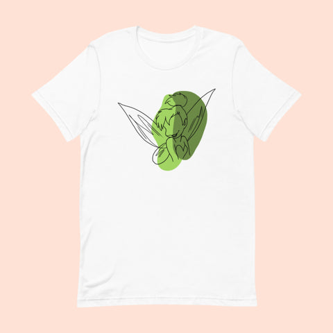 GRANDMOTHER WILLOW SKETCH -- UNISEX TEE