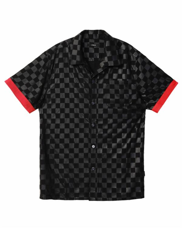 Phillip Chang : SS BUTTON UP / APEX