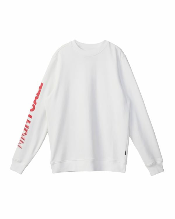 Jennie Li : LS SWEATSHIRT / WORKS