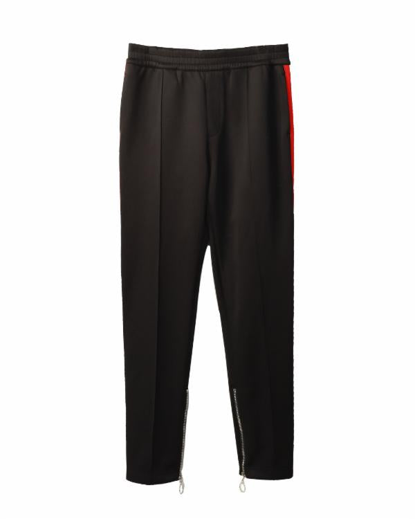 TRACK PANTS WITH KNIT TAPE / ASTON