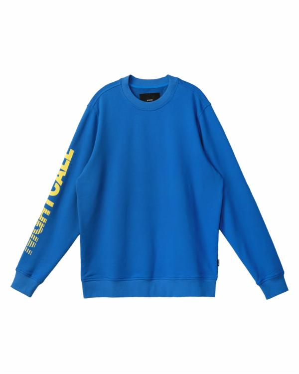 Terry Suzuki : LS SWEATSHIRT / WORKS