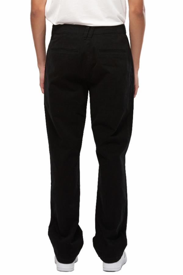 STRETCH TWILL RELAXED PANTS / JONES