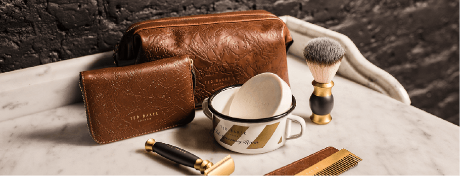 Our Top 6 Ted Baker Men's Grooming Gifts