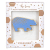 Folklore Enamel Bear Brooch