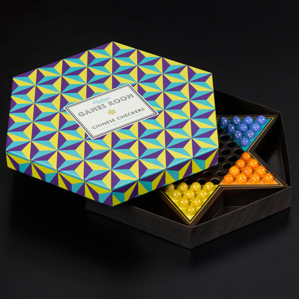Ridleys Games Room Chinese Checkers Set