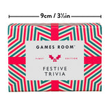 Games Room Festive Holiday Trivia Quiz