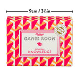 Games Room General Knowledge Trivia Quiz