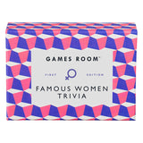 Games Room Famous Women Trivia Quiz