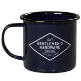 Gentlemen's Hardware 'The Adventure Begins' Blue Enamel Mug