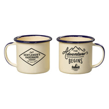 Gentlemen's Hardware Adventure Enamel Espresso Set