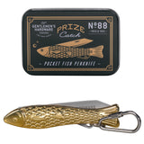 Gentlemen's Hardware Fish Pen Knife