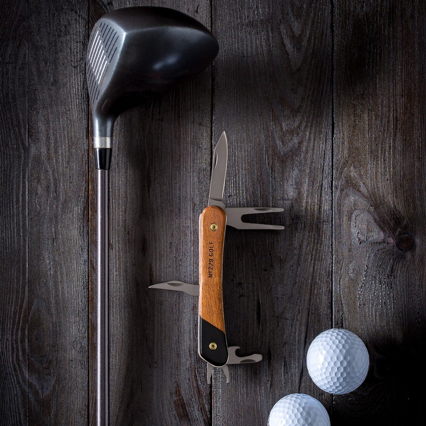 Gentlemen's Hardware Golf Multi-Tool