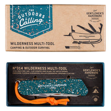 Gentlemen's Hardware Wilderness Multi-Tool