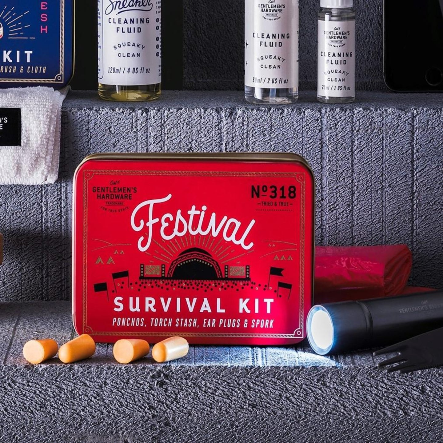 Gentlemen's Hardware Festival Kit