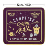 Gentlemen's Hardware Campfire Call the Shots Game