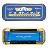 Gentlemen's Hardware Classic Blues Harmonica