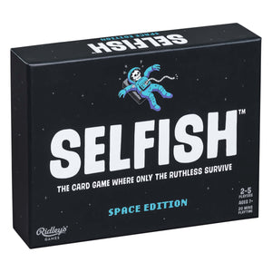 Ridleys Games Selfish: Space Edition Game