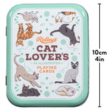 Ridley's Games Cat Lover's Playing Cards