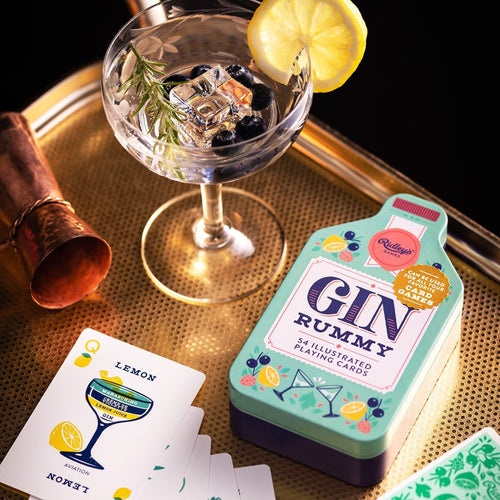 Ridley's Games Gin Rummy Playing Cards