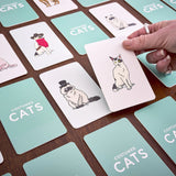 Ridley's Games Costumed Cats Memory Card Game